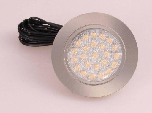 Zdjęcie HALOGEN LED WPUSZCZANY DL42 CIEPŁY  KASH