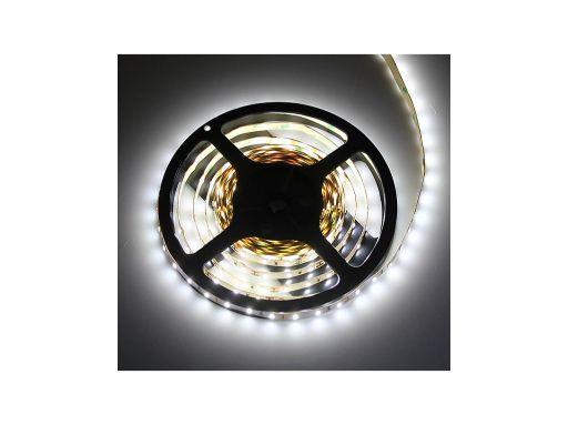Zdjęcie TAŚMA PREMIUM 300 LED 2835 BEZ ŻELU, IP20, ROLKA 5m, 30W  DESIGN