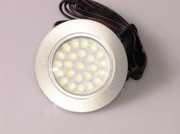 HALOGEN Z DYSTANSEM ROUND DY LED